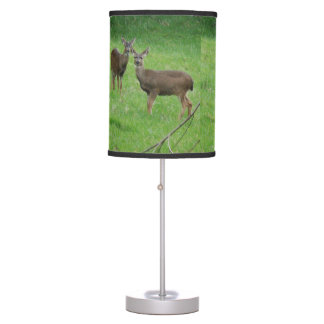 Whitetail Deer Lamp