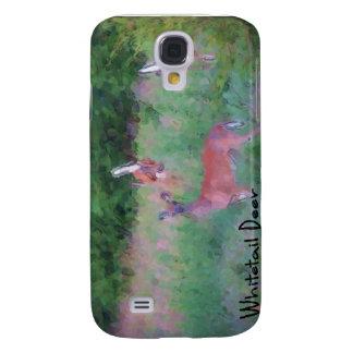 Whitetail Deer Samsung Galaxy S4 Case