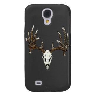 Whitetail deer skull 1 samsung s4 case