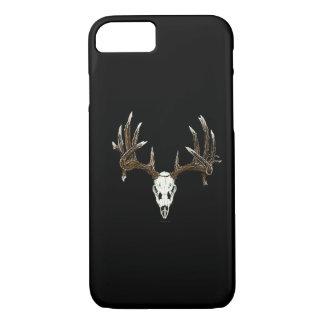 Whitetail deer skull iPhone 7 case