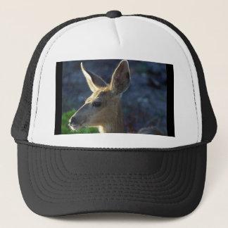 WhiteTail Deer Trucker Hat