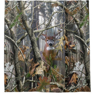 Cabin Shower Curtains | Zazzle