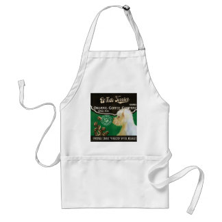 WhiteTerrier Brand – Organic Coffee Company Adult Apron