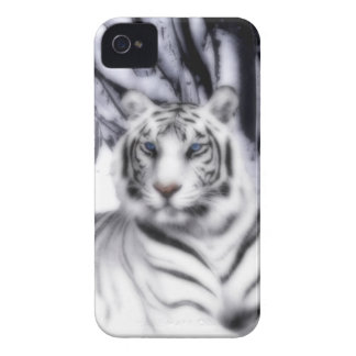 WhiteTiger iPhone 4 Covers
