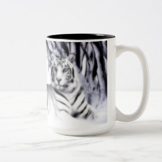 WhiteTiger Two-Tone Coffee Mug