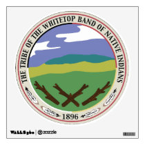 WHITETOP TRIBE WALL DECAL