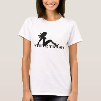 WhiteTrash-SOLID T-Shirt