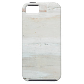 Whitewashed Barn Wood White Woodgrain iPhone SE/5/5s Case
