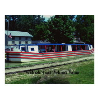 Whitewater Canal Boat Custom Letterhead