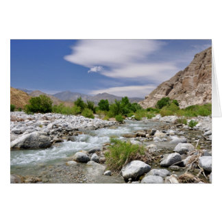 Whitewater Canyon Card