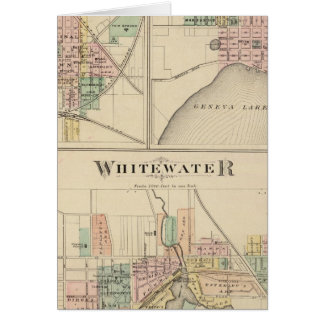 Whitewater, Elkhorn and Geneva Greeting Cards