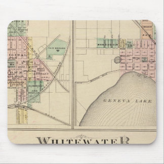 Whitewater, Elkhorn and Geneva Mouse Pad