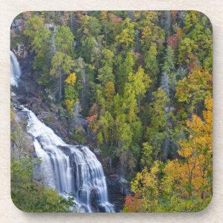 Whitewater Falls in the Nantahala National Coaster