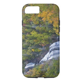 Whitewater Falls in the Nantahala National iPhone 8/7 Case