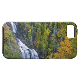 Whitewater Falls in the Nantahala National iPhone SE/5/5s Case