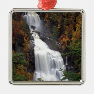 Whitewater Falls Metal Ornament