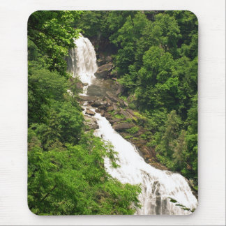 Whitewater Falls Mouse Pad