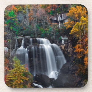 whitewater falls top drink coaster