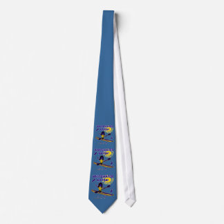 Whitewater Kayak! Clothing & Such Neck Tie