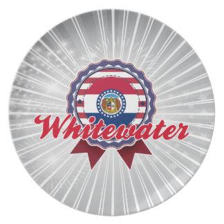 Whitewater, MO Plates