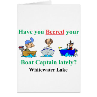whitewater new beer card