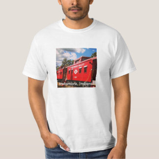Whitewater Valley Railroad Caboose T-Shirt