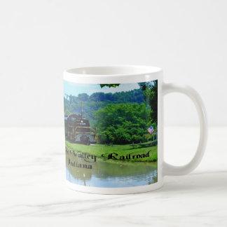 Whitewater Valley Railroad Coffee Mug