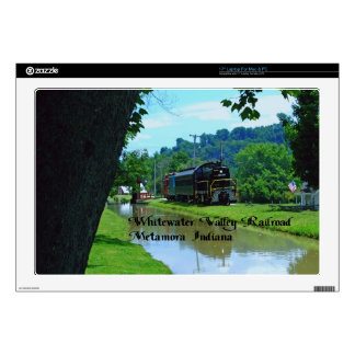 Whitewater Valley Railroad Skins For Laptops
