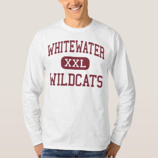 Whitewater - Wildcats - High - Fayetteville T-Shirt