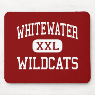 Whitewater - Wildcats - Middle - Fayetteville Mouse Pad