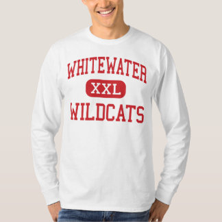 Whitewater - Wildcats - Middle - Fayetteville T-Shirt