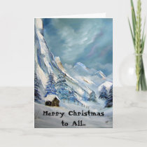 WhiteWeddingDay Merry Christmas to All... Holiday Card