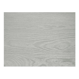 WHITEWOOD LIGHT GREY GRAY WOOD GRAIN TEXTURE TEMPL POSTCARD