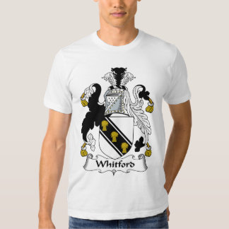 Whitford Family Crest Shirts