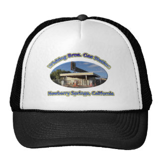 Whiting Bros. Gas Station Trucker Hat