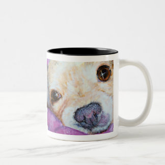 Whitley's Rosie Two-Tone Coffee Mug