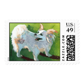 Whitley's Portia Postage Stamps