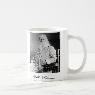 Whitman age 71 coffee mug