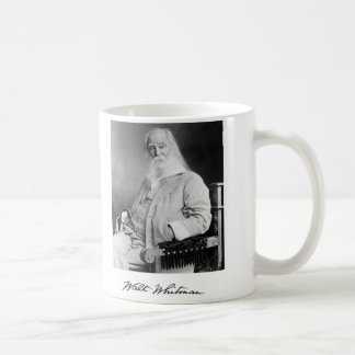 Whitman age 71 classic white coffee mug
