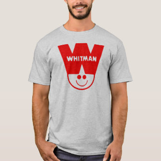 Whitman Comics Logo Apparel T-Shirt