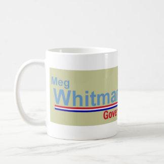 WHITMAN Governor Mug