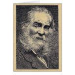 "Whitman ""marinero del mundo "" tarjeton"