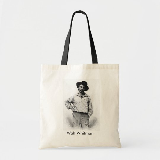 Whitman when Young Tote Bag
