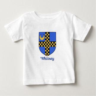 Whitney Family Shield Baby T-Shirt