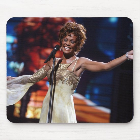 Whitney Houston | World Music Awards 2004 Mouse Pad