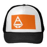 Whitney Smith flag Antarctica Hat