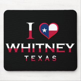 Whitney, Texas Mouse Pad