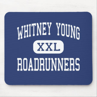 Whitney Young Roadrunners Middle Detroit Mouse Pad