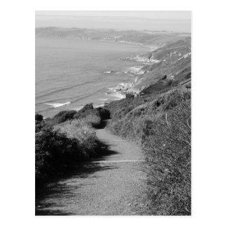 Whitsand Bay, South Devon Postcard