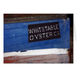 Whitstable, Kent, UK Greeting Card